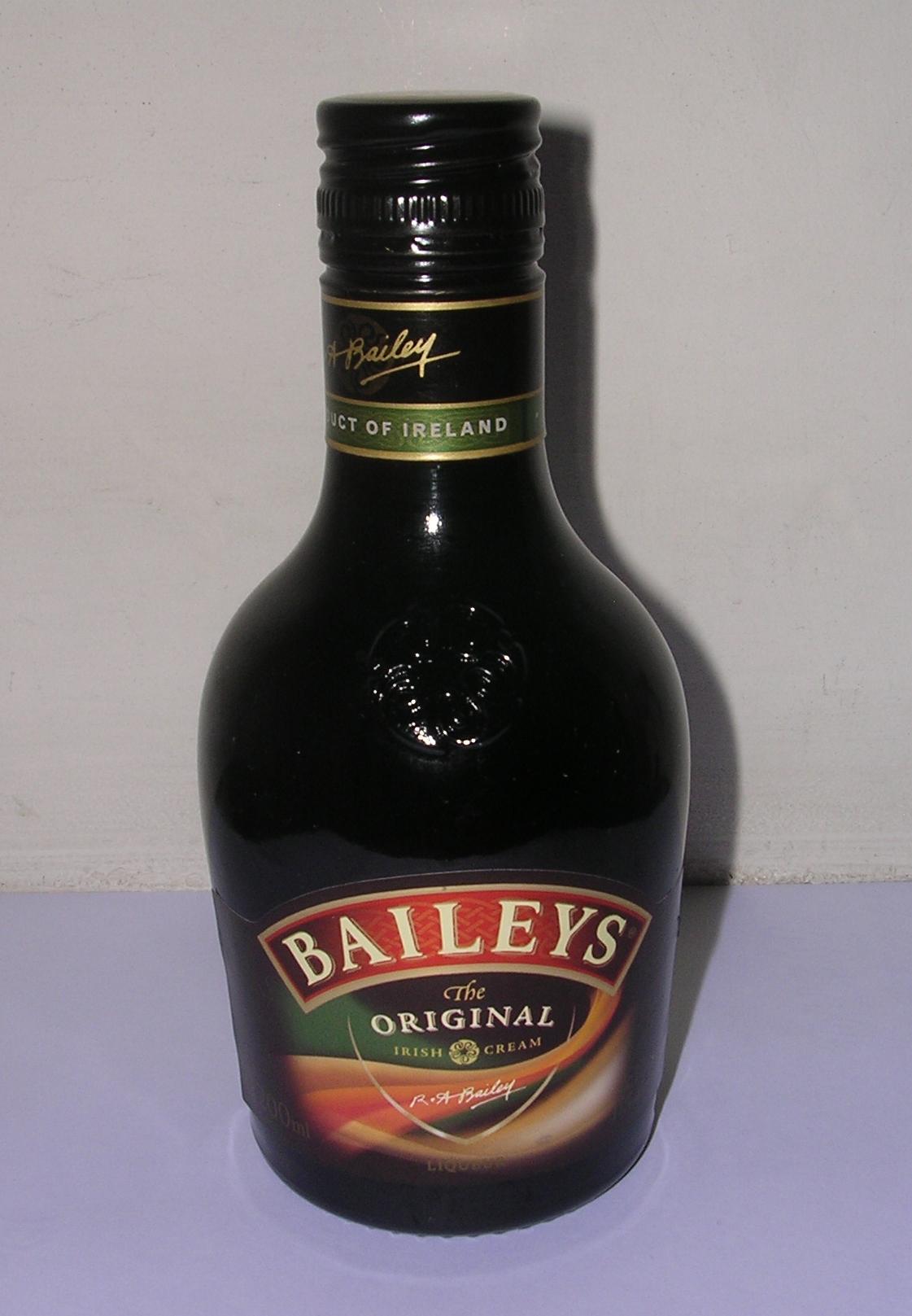 Baileys Irish Cream Foto:Wikimediacommons