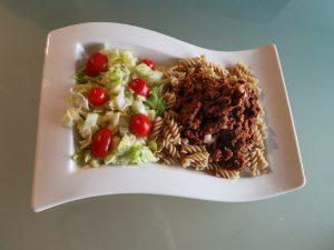 vegetarkjøttsaus