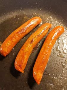vegetarpølse