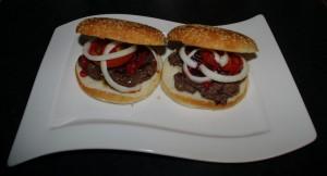 Nydelige enkle og gode burgere Foto:Karl Inge S