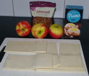 Ingredienser eplepai Foto:Karl Inge S