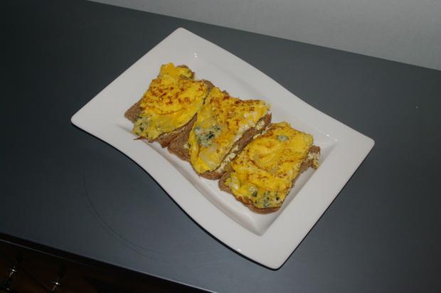 Eggerøre Kalorier
