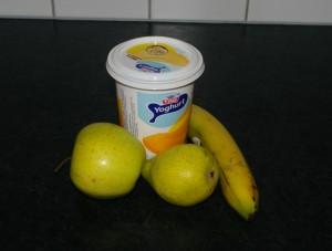 Ingredienser fruktsalat Foto:Karl Inge S